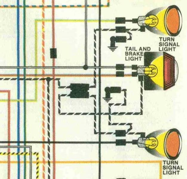 Wiring Diagram - Turn Signals